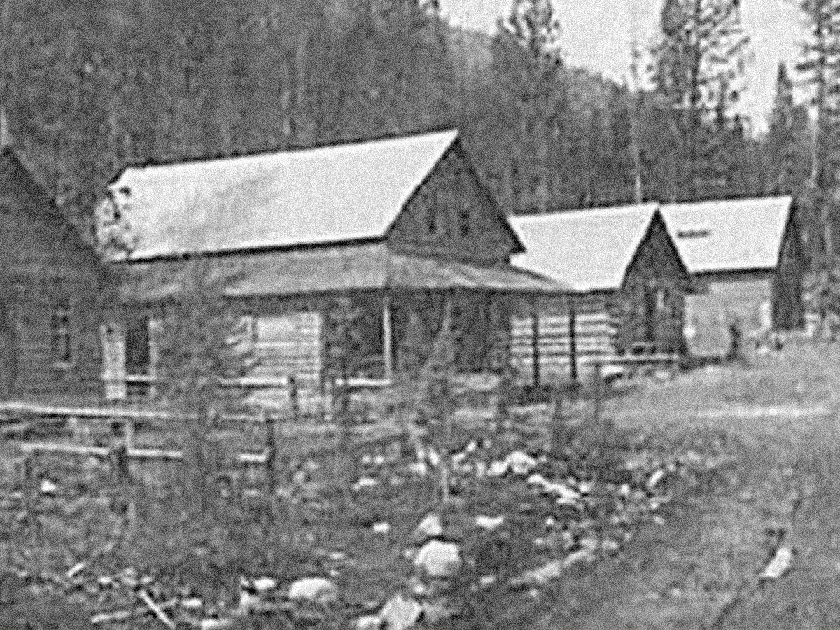 historic Big Creek Lodge
