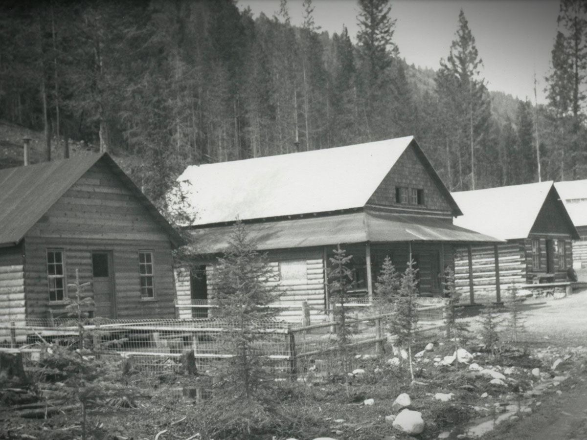 Big Creek Lodge 1936