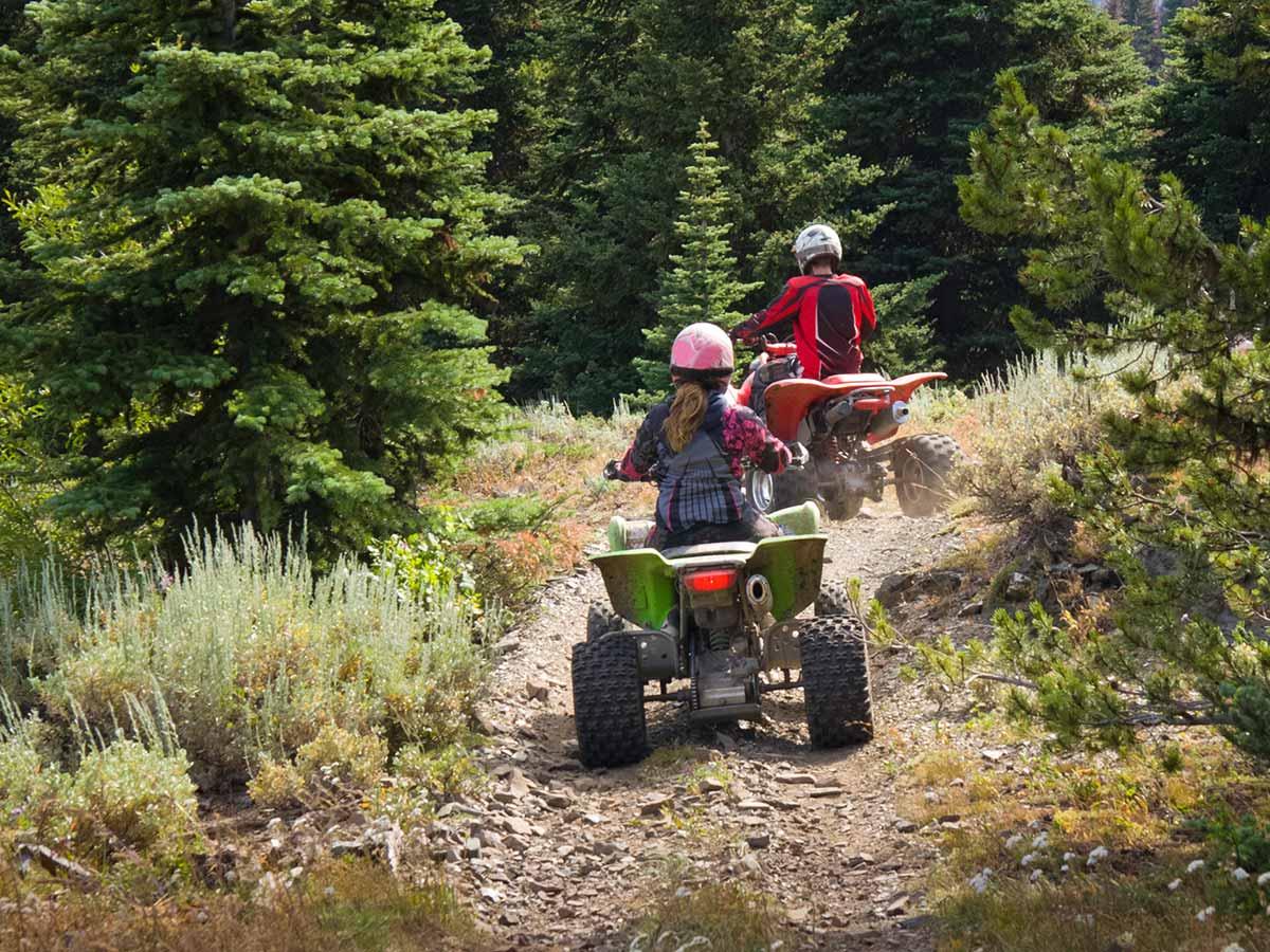 activities | Big Creek Idaho | mountain wilderness fly-in